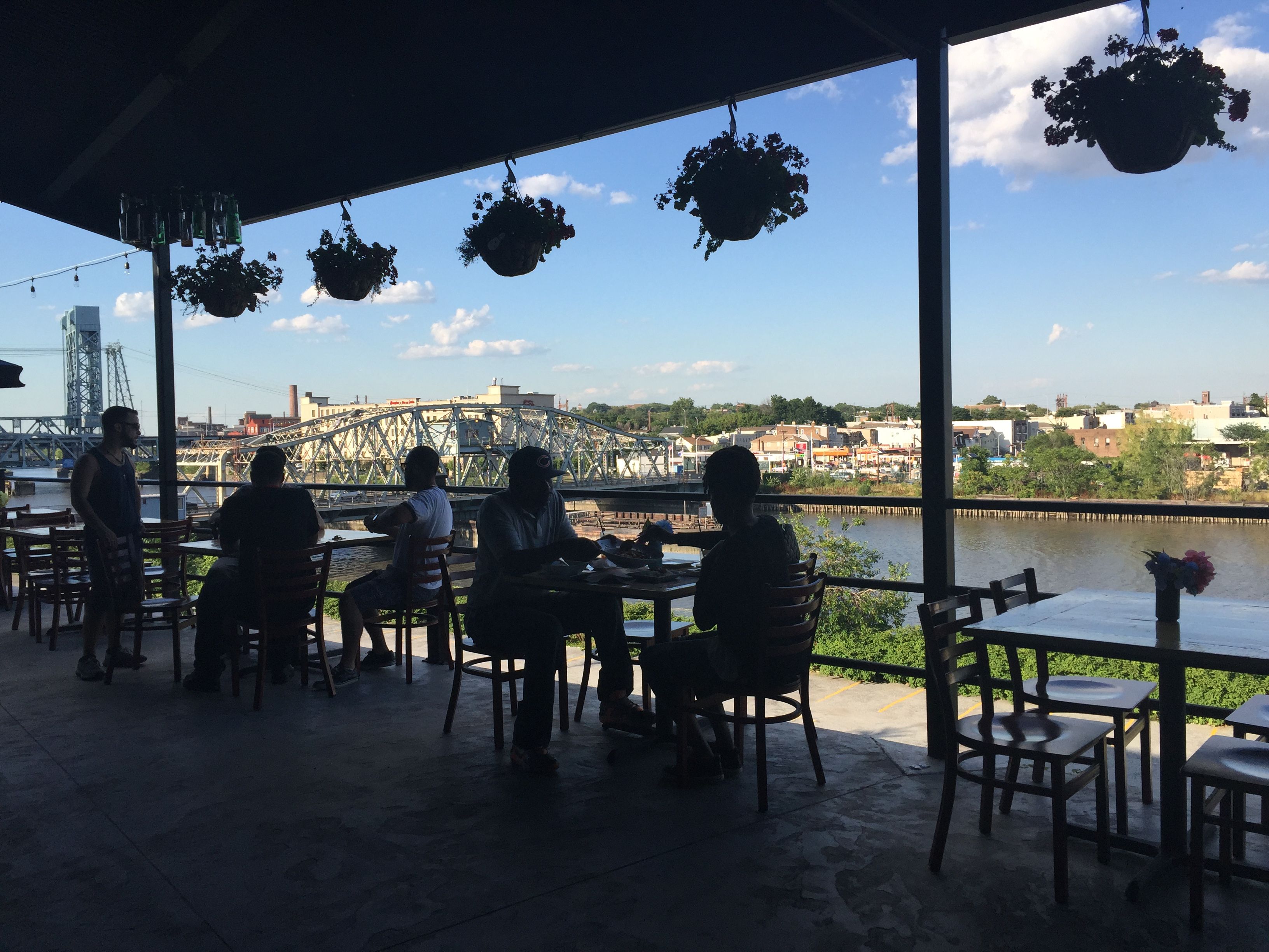 Mr. Adams Steakhouse Unveils Riverfront Experience With New Patio Extension  U2013 Brick City Live