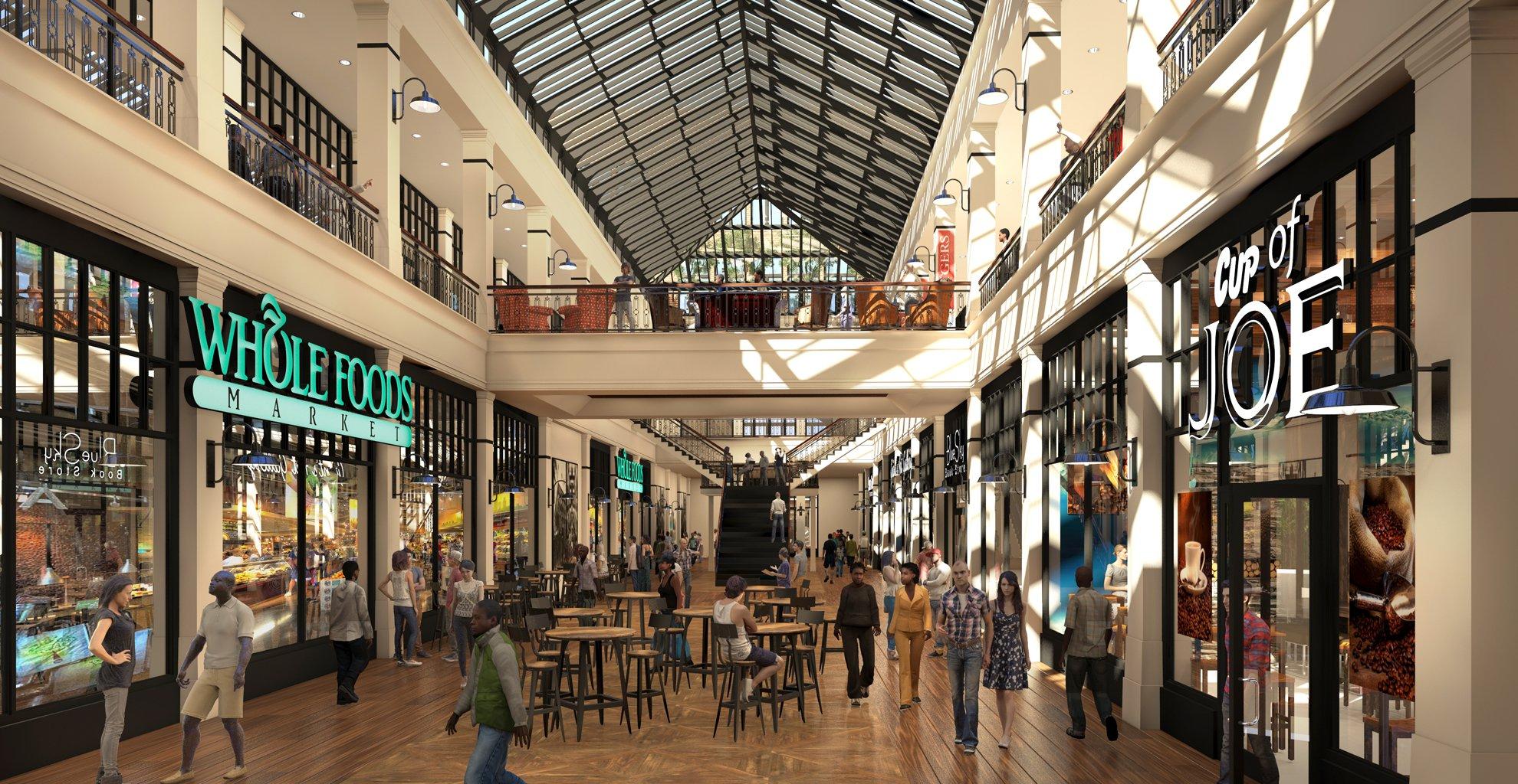 Whole Foods Market  Broad Street Newark Nj
