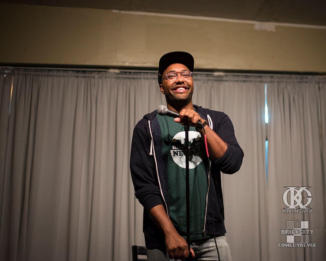 Justin Williams - Brick City Comedy Revue